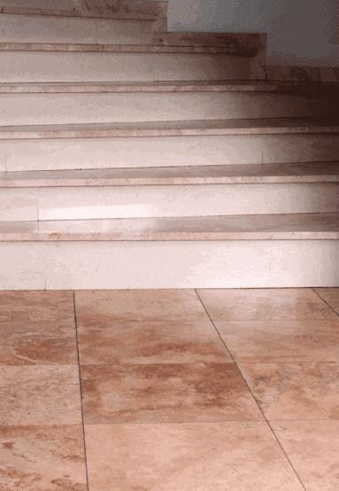 schody kamienne wewnętrzne