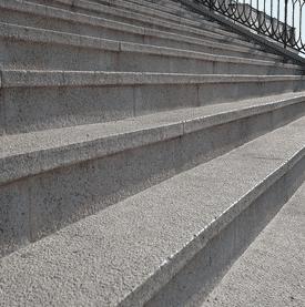 schody kamienne